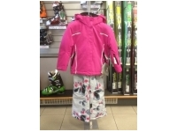 COMPLETO SCI MOD.PUCCA SEAM-TAPED GIRL JACKET COLORE.119