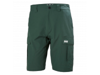 HH QD CARGO SHORTS 11 COD.54154 COL.Color:390 JUNGLE GREE
